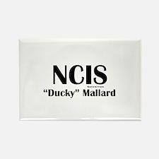 NCIS Ducky Mallard Rectangle Magnet