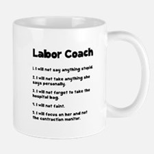 Labor Coach Small Small Mug