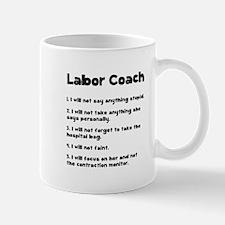 Labor Coach Small Small Mug
