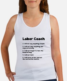 Labor Coach Women's Tank Top