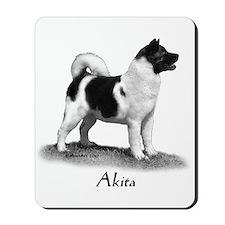 Akita Mousepad