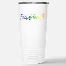 """FabUUlous"" Travel Mug"