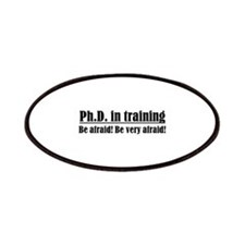 Ph.D. in training Patches