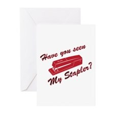 Cute Have you seen bigfoot Greeting Cards (Pk of 10)