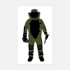 Bomb Suit Decal