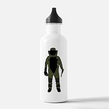 Bomb Suit Water Bottle