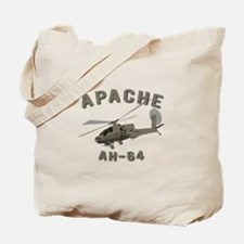 Apache AH-64 Tote Bag
