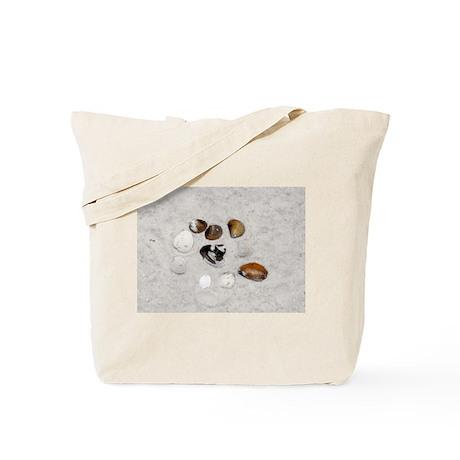 Seashells and Sand Tote Bag