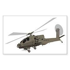 Apache AH-64 Decal