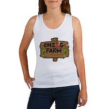 Enzos Farm Women's Tank Top