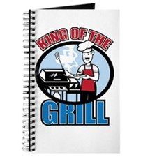 King of the Grill Journal