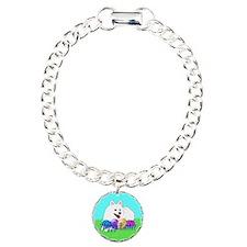 American Eskimo Dog Bracelet