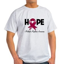 Hope Multiple Myeloma T-Shirt