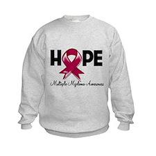 Hope Multiple Myeloma Sweatshirt
