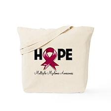 Hope Multiple Myeloma Tote Bag