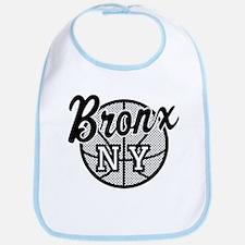 Bronx NY Basketball Bib