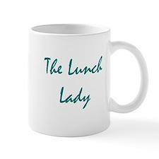 Cute Lunch lady Mug