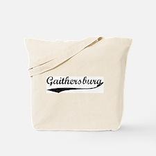 Vintage Gaithersburg Tote Bag