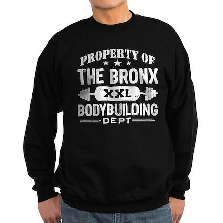 Bronx Bodybuilding Sweatshirt (dark)