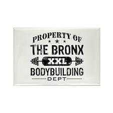 Bronx Bodybuilding Rectangle Magnet