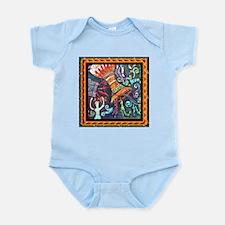 Drums Infant Body Suit