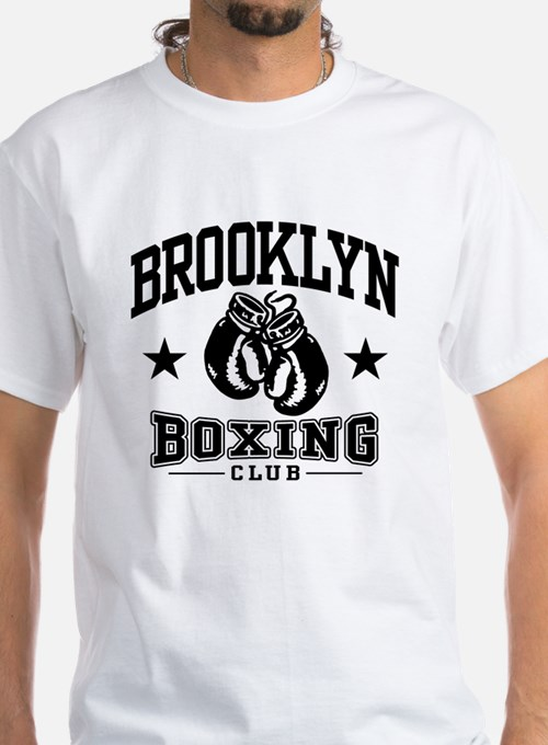 Brooklyn boxing t shirts cafepress for Custom boxing t shirts