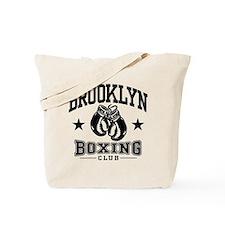 Brooklyn Boxing Tote Bag