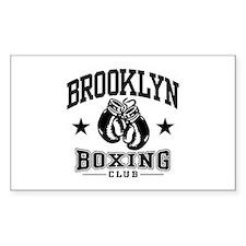 Brooklyn Boxing Decal