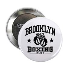 """Brooklyn Boxing 2.25"""" Button"""