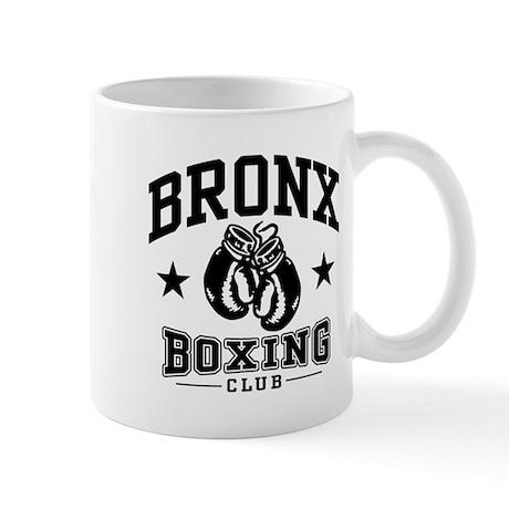 Bronx Boxing Mug
