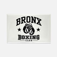 Bronx Boxing Rectangle Magnet