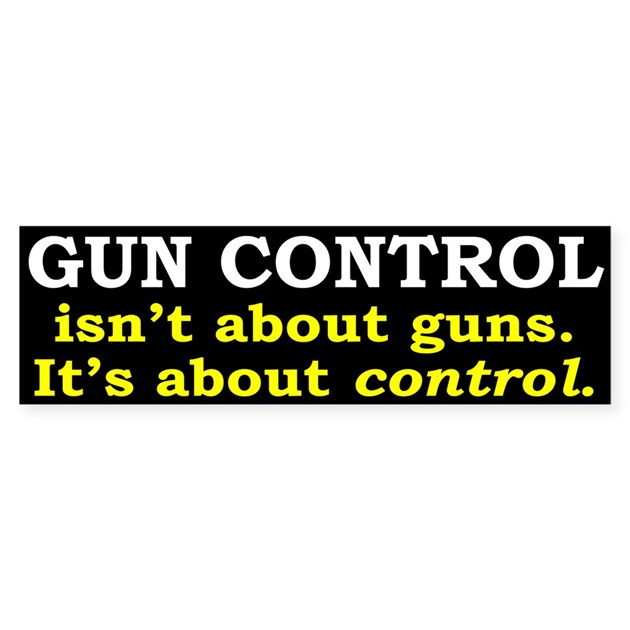 Funny AR-15 gun rights BUMPER STICKER patriot NRA pro 2nd ... |Gun Bumper Stickers