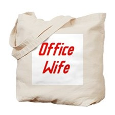 Unique Wife of Tote Bag