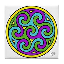 Aberlemno Cool Tile Coaster