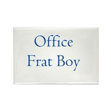 Cute Frat brothers Rectangle Magnet