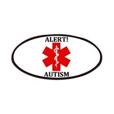Autism Medical Alert Patch