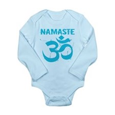 Namaste Long Sleeve Infant Bodysuit