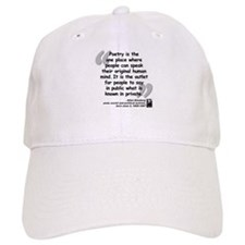 Ginsberg People Quote Baseball Cap