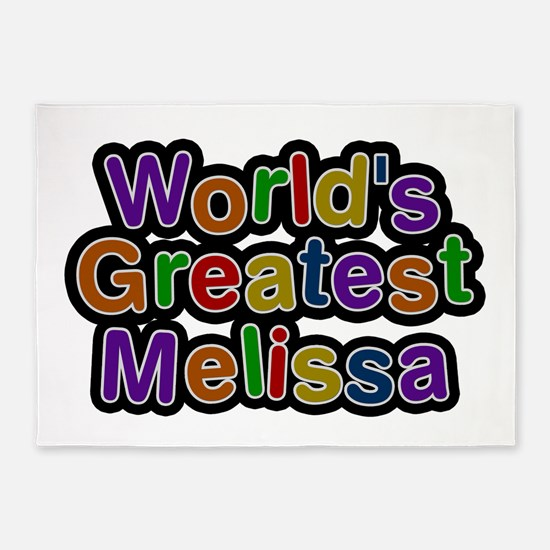 World's Greatest Melissa 5'x7' Area Rug