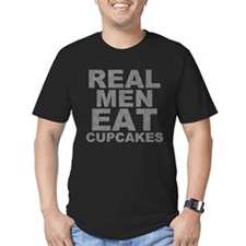 Real Men Eat Cupcakes T