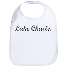 Vintage Lake Charles Bib