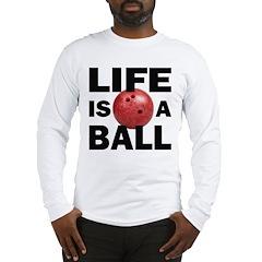 Bowling Life Long Sleeve T-Shirt