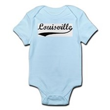 Vintage Louisville Infant Creeper