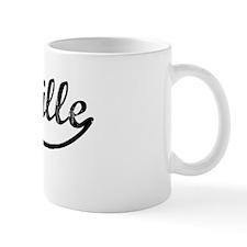 Vintage Louisville Small Mug