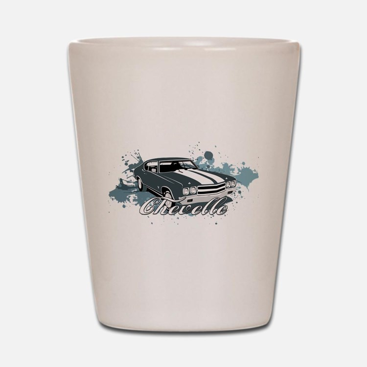Chevelle Shot Glass