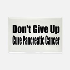 Unique Pancreatic cancer survivor Rectangle Magnet