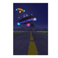 The Extraterestrial Highway Postcards (Package of