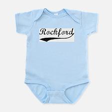 Vintage Rockford Infant Creeper