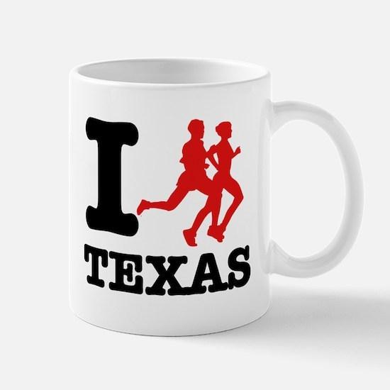 I run Texas Mug