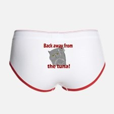 Back Away From the Tuna Women's Boy Brief